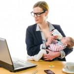 lavorare in gravidanza