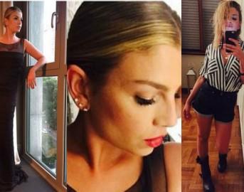 Look da vip: Emma Marrone super glamour segue tutte le ultime tendenze dell'estate 2015