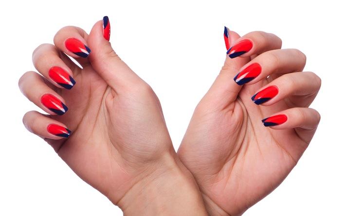 Ecco le nail art per estate 2015