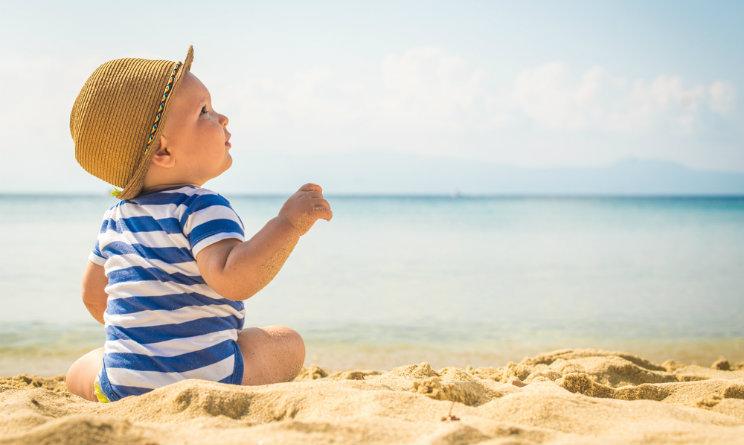 consigli sui neonati al mare