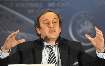 Platini: il Tas conferma la squalifica di 90 giorni comminata dalla FIFA