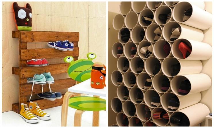 Riciclo creativo 5 modi per realizzare una bellissima for Arredare casa idee fai da te