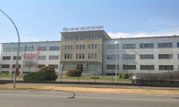 same deutz fahr premio produzione 4500 euro treviglio bergamo