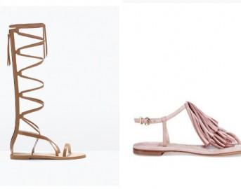 Tendenze moda estate 2015, i 5 modelli di scarpe più in voga per questa stagione