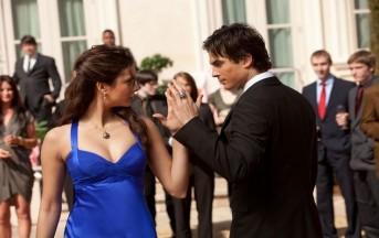 The Vampire Diaries 8×09 anticipazioni: il primo ballo di Elena e Damon, il piano di Sybil