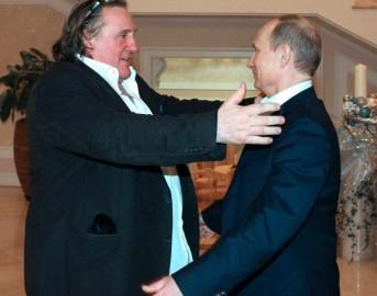 L'Ucraina vieta l'accesso a Gerard Depardieu