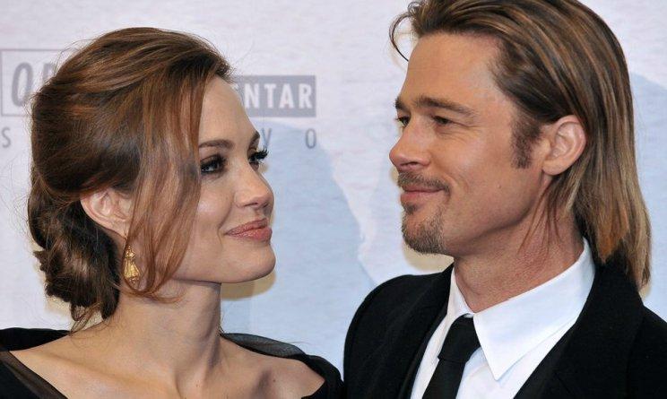 Angelina Jolie Brad Pitt divorzio