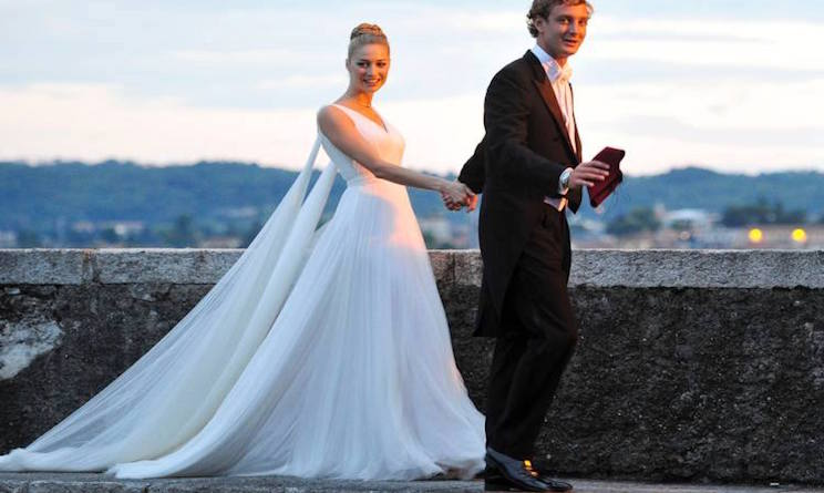 matrimonio Beatrice Borromeo e Pierre Casiraghi