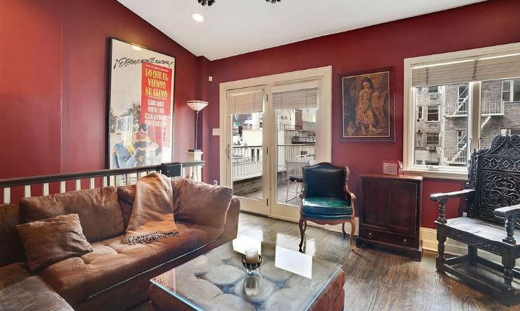 salone di Chagall viaggio a New York