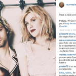 courtney love instagram kurt cobain