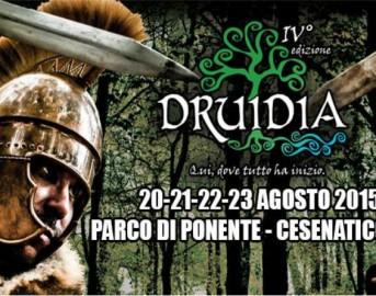 Druidia 2015 Cesenatico: festival celtico al via, tra musiche irlandesi e magia