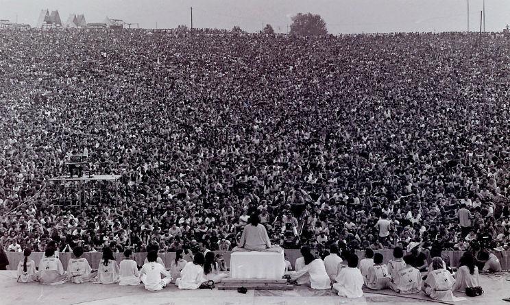 Festival Woodstock 50 anni