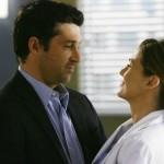 Grey's Anatomy L'amore tra Meredith e Derek da rivivere