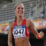 Kira Grunberg paralisi atletica