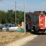 Incidente stradale Salento Varese