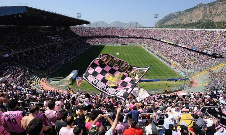 Palermo Roma diretta live