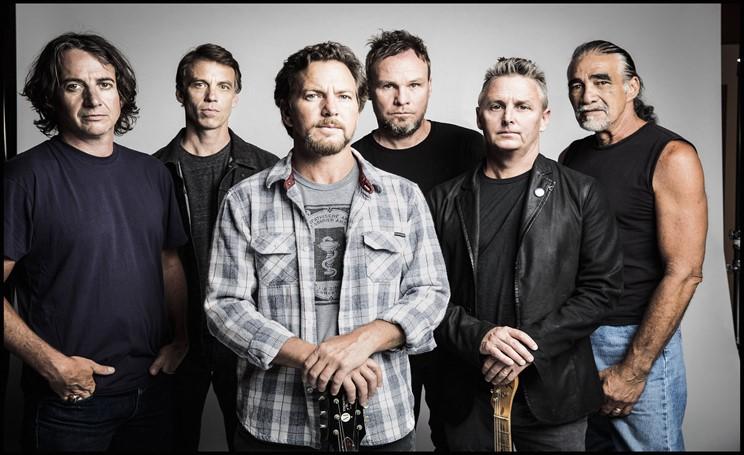 Pearl Jam nuovo album