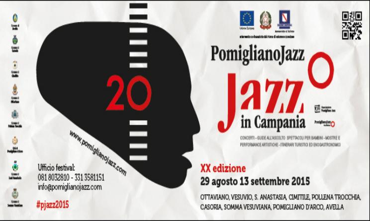pomigliano jazz festival programma 2015