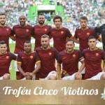 Sporting Lisbona-Roma
