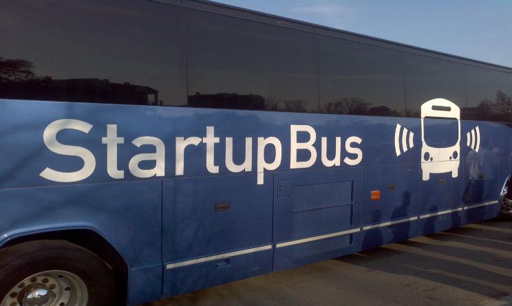 StartupBus startup viaggio
