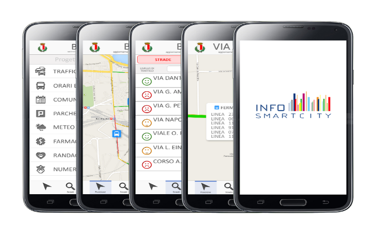 infosmartcity app