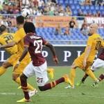 Verona Roma formazioni ufficiali