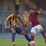Roma Hellas Verona probabili formazioni