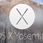 OS X Yosemite OS X El Captain