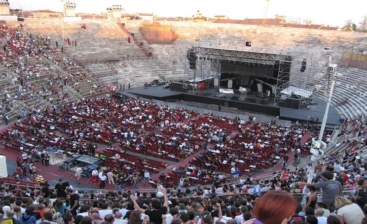 giorgia arena di verona 25 maggio - photo#43