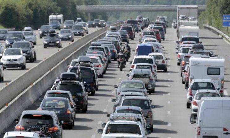 Previsioni Traffico 15 aprile 2017