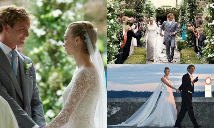 Beatrice Borromeo Matrimonio Gli Abiti Da Sposa Della
