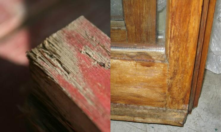 detersivo fai da te come pulire il legno