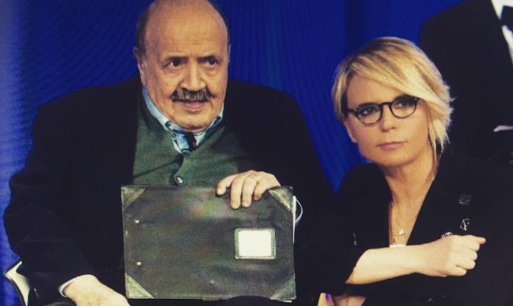 Maurizio Costanzo: dichiarazioni inaspettate su Maria De Filippi
