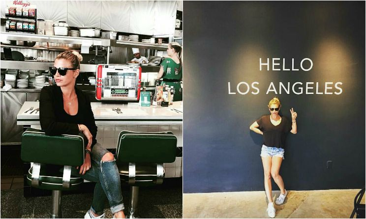 Emma Marrone super cool vacanza