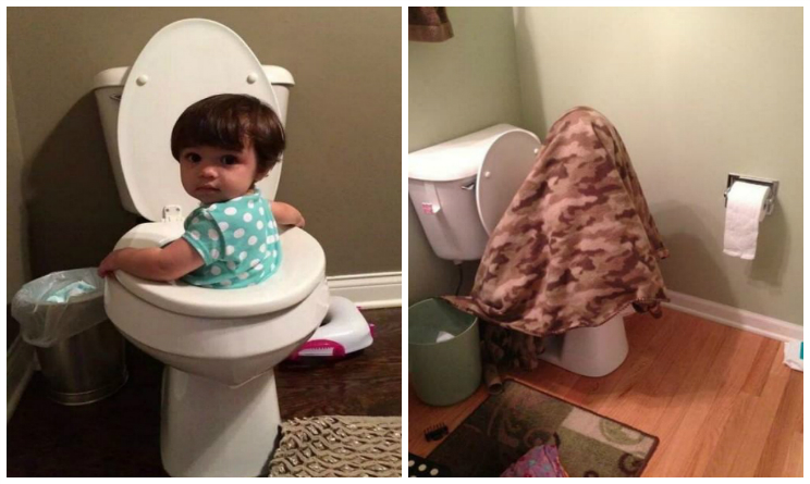 Favoloso Foto di bambini divertenti: le folli avventure dei più piccoli in  XP09