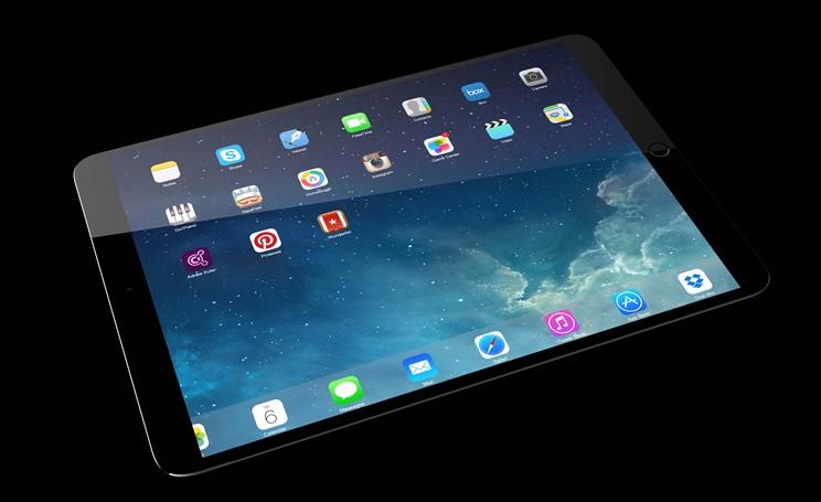 iPad Pro con iPhone 7