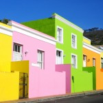 le case colorate, boo kaap cape town