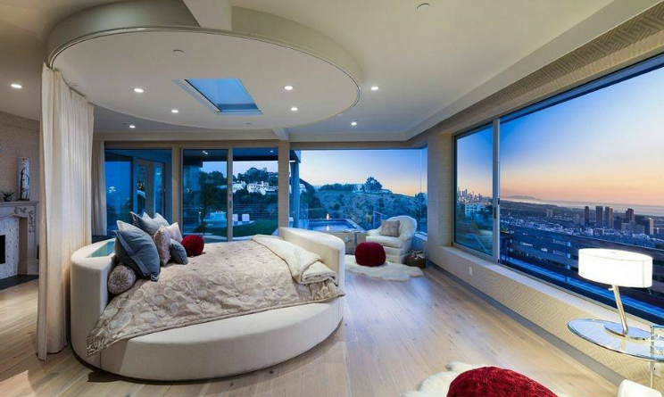 Le case pi belle al mondo le 10 camere da sogno che for Interni case belle