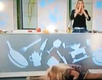Lisa Fusco incidente a Mezzogiorno italiano: ecco come sta la soubrette