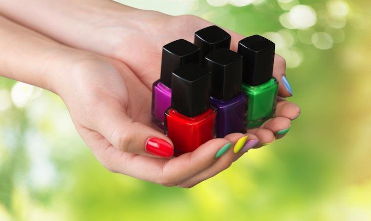 Tendenze nail art 2015 colori più belli