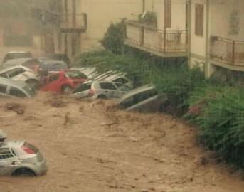 Nubifragio Calabria ultime notizie: allerta anche per il 13 agosto, il bollettino dell'Aeronautica Militare