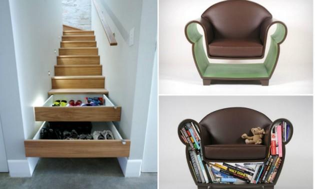 8 oggetti salvaspazio che vorresti avere in casa urbanpost for Vendita online oggetti per la casa