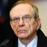 Pier Carlo Padoan ministro dell'Economia firma per Opzione Donna