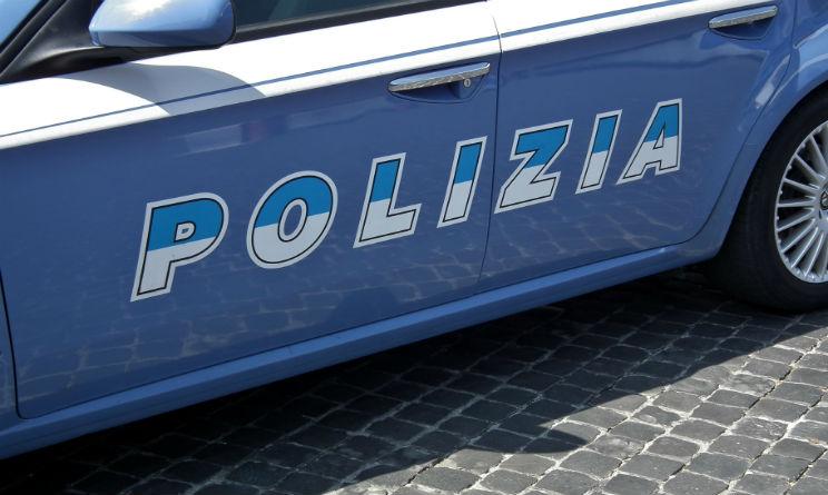 Suora rapina Milano
