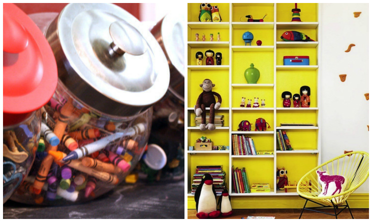 7 idee geniali per le mamme che vogliono riordinare casa - Riordinare casa ...