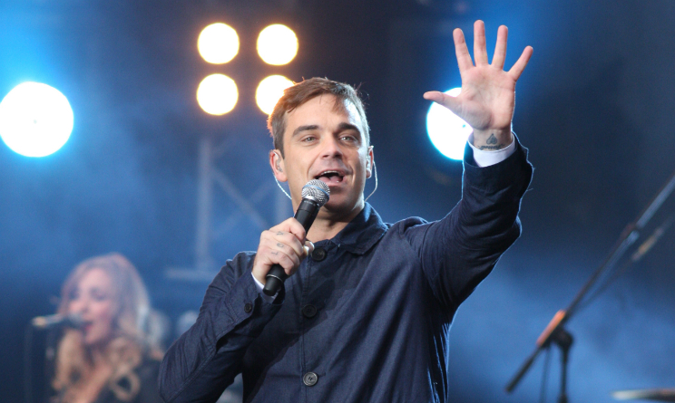 robbie williams porto cervo
