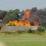 incidente airshow brighton