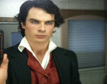 The Vampire Diaries 7 stagione: Damon perdona Lily? Risponde Ian Somerhalder