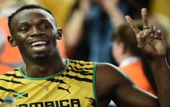 """Atletica, post di Usain Bolt su Facebook: """"Il mio 2015 finisce qui"""""""