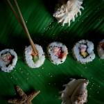 Sushi Preparato in Casa